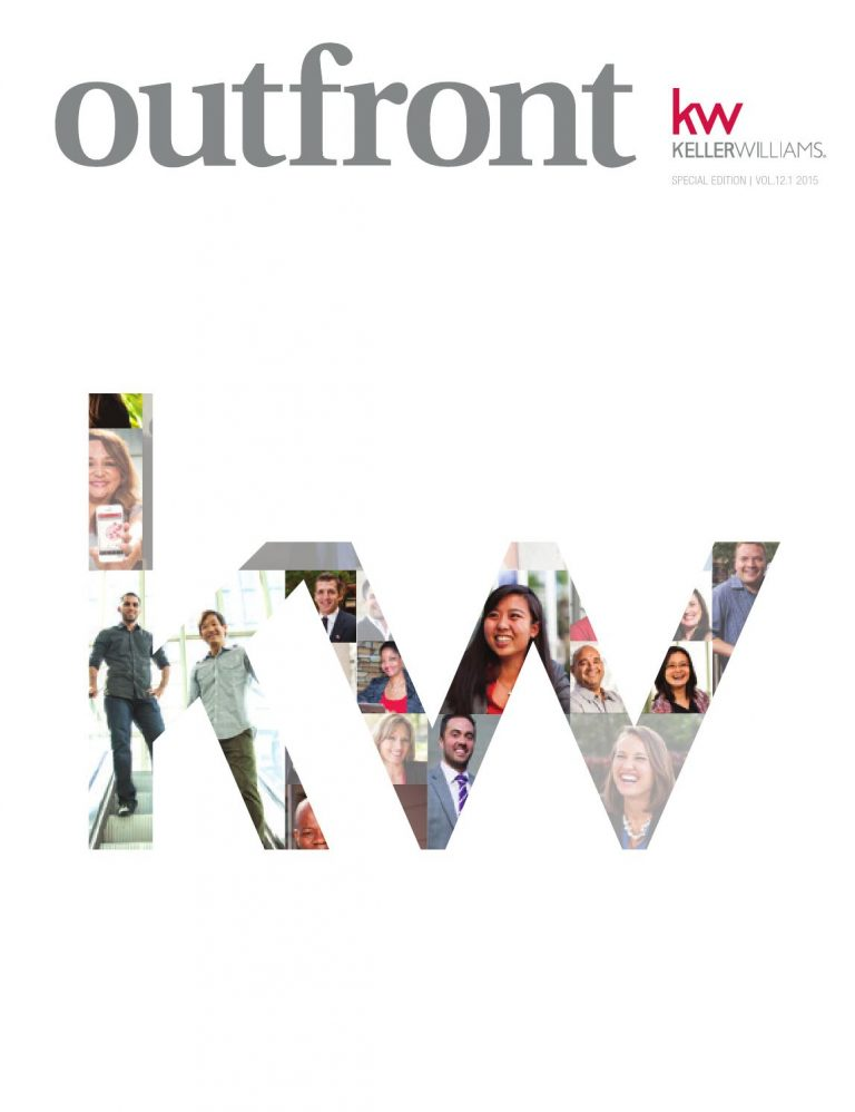 Keller Williams Out Front Magazine